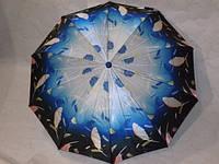 Зонт от дождя, антиветер, полный автомат, цветной 33_2_24a8