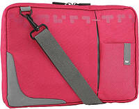 """Женская сумка для ноутбука до 10,2"""" Crown Genuine SBG4410P розовая"""