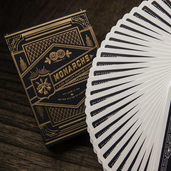 Monarch Playing Cards   Карты игральные