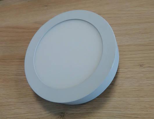 Светильник накладной LED  Downlight  12W 4200K  диаметр 170 мм круглый  алюминиевый корпус