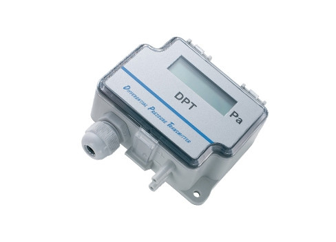 Датчик давления DPT7000-R8-AZ-D+ автокалибровка нуля + дисплей