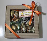 Ассорти сухофрукты с орехом в шоколаде  №7 ТОВ ВитаМин, 0,4кг