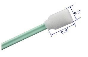 Паралона палочка для чистки принтера / Foam Swab DTG Digital, Epson, Mutoh, Mimaki упаковка 50 шт., фото 2
