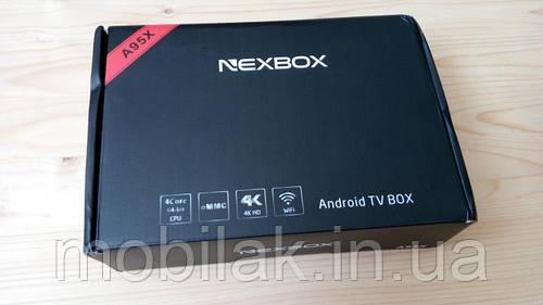 Android Smart TV Box A95X в наличии  Беспроводная мини клава  в подарок
