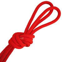 Скакалка Pastorelli New Orleans 3м нейлон 00102 красная