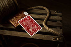 Monarch Playing Cards (Red) | Карты игральные, фото 3