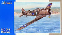 CAC CA-9 Wirraway 1/48 Special Hobby 48054