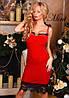 Платье с чашками бархатное., фото 3