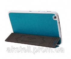 Xundd leather case for Samsung T310 Galaxy Tab 3 8.0, blue