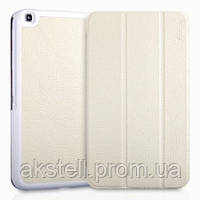 Yoobao Slim leather case for Samsung T310 Galaxy Tab 3 8.0, white (LCSAMT310-SWT)
