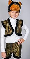 Детский карнавально-новогодний костюм Мишка лазерка (2-6 лет)