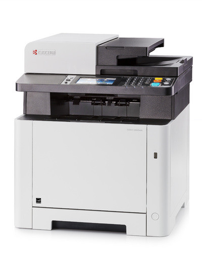 Kyocera ECOSYS M5526cdw (сет.принтер/копир/ сканер/факс/ARDF/дуплекс)