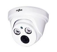 Видеокамера AHD купольная Gazer CA223