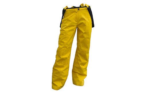 Женские штаны Spyder Garnet  Yellow АКЦИЯ -40%, фото 2