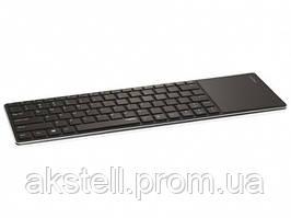 Клавиатура RAPOO E6700, Bluetooth с тачпадом, черная