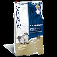 Sanabelle (Санабель) HAIR & SKIN 0.4кг - корм для кошек для красоты кожи и шерсти