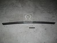 Лист рессоры №1 задн. КАМАЗ 1450мм коренной, (90х18-1450), 9ти лист/рес ПП (пр-во Чусовая)