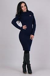 Трикотажное модное женские платье по фигуре Ксюша