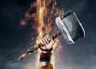 Картина 60х40см Тор Thor молот Тора