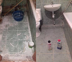 Для уборки после ремонта