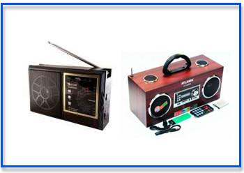 Радиоприемники в Украине
