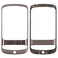 Рамка корпуса для HTC G5, оригинальный (серая)