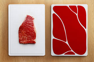 Набор разделочных досок Qualy Slice Cutting Board, фото 2