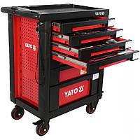 Сервисный шкаф с инструментами Yato YT-55291