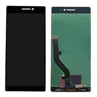 Дисплей (экран) для Lenovo Vibe X2 + с сенсором (тачскрином) Black