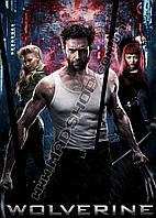Картина 40х60 см Росомаха Wolverine команда