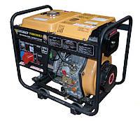Генератор Forte FGD6500E3 5 кВт дизель