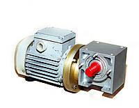 Мотор-редуктор червячный одноступенчатый 2МЧ-30