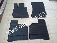 Резиновые коврики Mercedes S-class W221