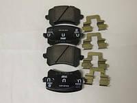 Колодки тормозные задние Volkswagen, Audi, Skoda