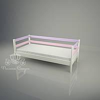 """Кровать детская """"Золушка pink-Классик"""", фото 1"""