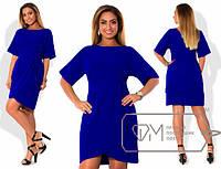 Красивое женское платье Зинаида 48-52р