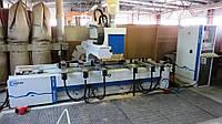 Oбрабатывающий центр бу Weeke BHC280 Optimat для фрезерования, сверления, пазования (2004г.)