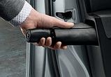 Зонт Skoda чорний складаний, фото 3