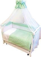 Twins Детский постельный комплект Twins Magic sleep M-003 (green)