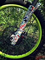 Наклейки в стиле граффити: (бомбинг) -  10 шт.  комплект, фото 1