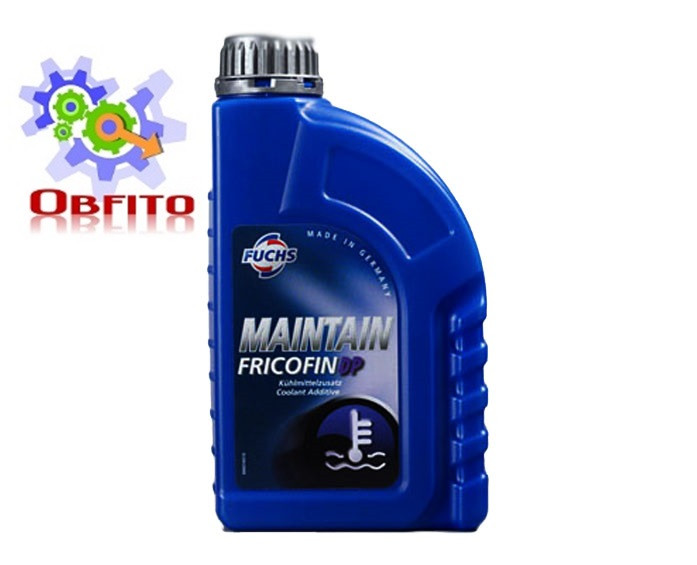 Антифриз Fuchs Maintain Fricofin DP (G12++) , 1л