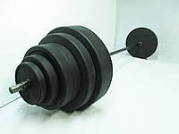 Штанга прямая 97 кг гриф 25 Ø