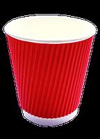 Гофростакан для холодных и горячих напитков 250 мл