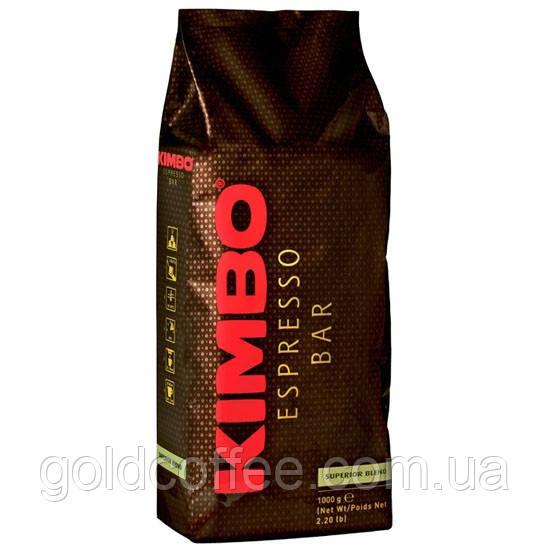 Кава в зернах Kimbo Espresso Bar Superior Blend 1 кг
