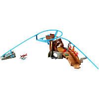 Игровой набор «Пожар в Кривых Лопастях», Planes Fire & Rescue. DISNEY