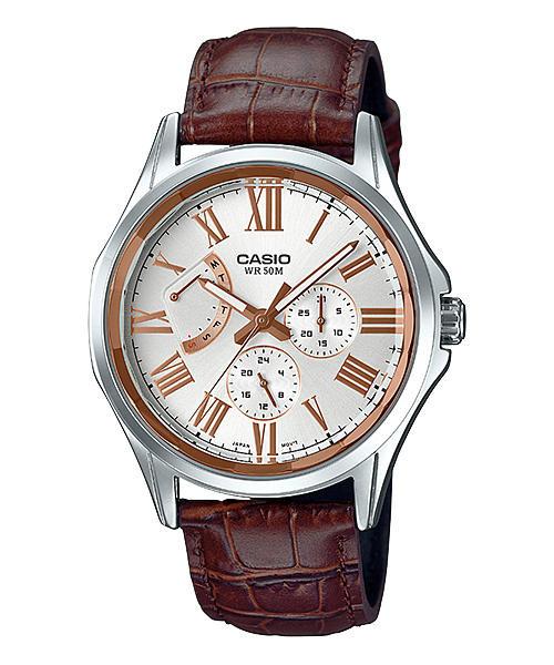 Мужские часы Casio MTP-E311LY-7AVDF