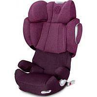 Cybex Автокресло Cybex Solution Q3-fix Plus Mystic Pink (purple)