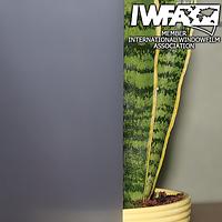 Декоративная плёнка Серая Матовая Matt Grey (1,524)  Sun Control
