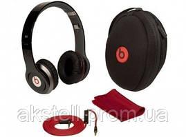 Beats by Dr. Dre (Solo Mini), black