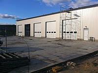 Строительство ангаров, складов, СТО, автомоек